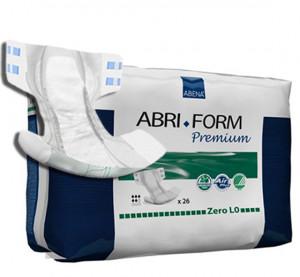 ABENA ABRI FORM PREMIUM CHANGES COMPLETS LARGE  L0 REF 43059