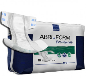 ABENA ABRI FORM PREMIUM CHANGES COMPLETS MEDIUM M1 REF 43061