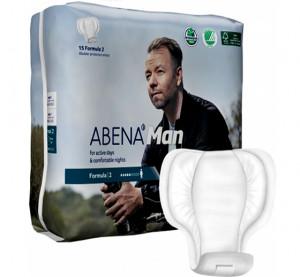 ABENA ABRI MAN FORMULA 2 CHANGE ANATOMIQUE HOMME REF 1000017163