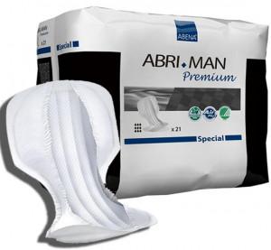 ABENA ABRI MAN SPECIAL FECALE CHANGE ANATOMIQUE HOMME TU REF 300744