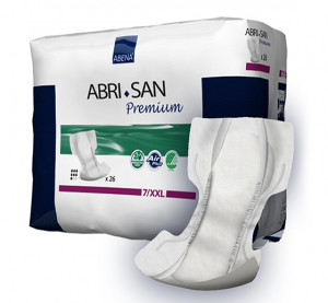 ABENA ABRI SAN XXL SUPER N°7 PROTECTION ANATOMIQUE BARIATRIQUE REF 300514