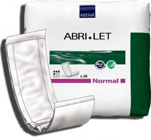 ABENA ABRI-LET NORMAL COUCHE DROITE ANATOMIQUE TRAVERSABLE REF 300216