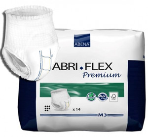 ABENA ABRI FLEX PREMIUM MEDIUM N°3 41085