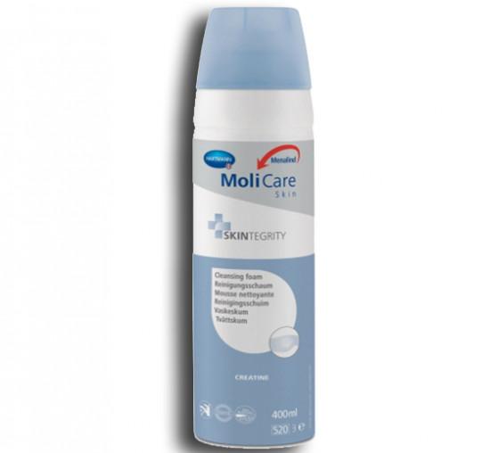 MOLICARE MOUSSE NETTOYANTE 400 ML 995081