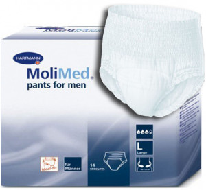 MOLIMED PANTS MEN L 915613