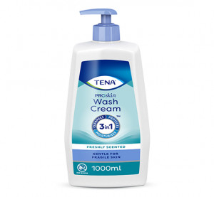 TENA ProSkin WASH CREAM 3/1-1000ml REF 4249
